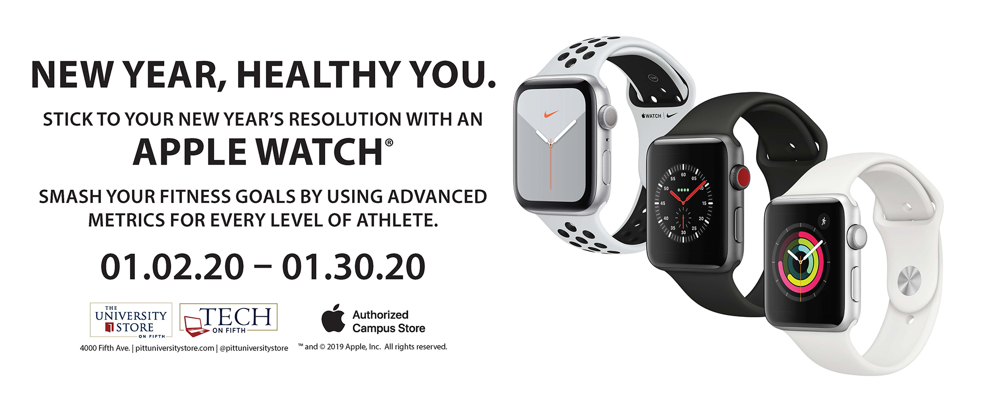 Apple Watch Promotion