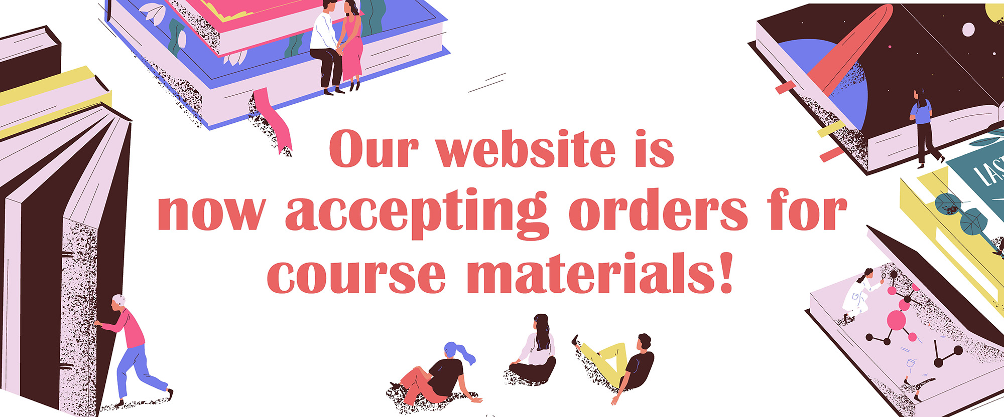 order course materials
