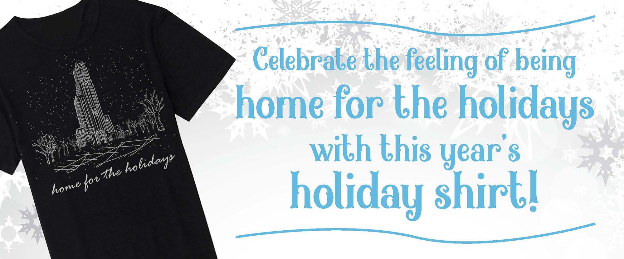get your holiday shirt today