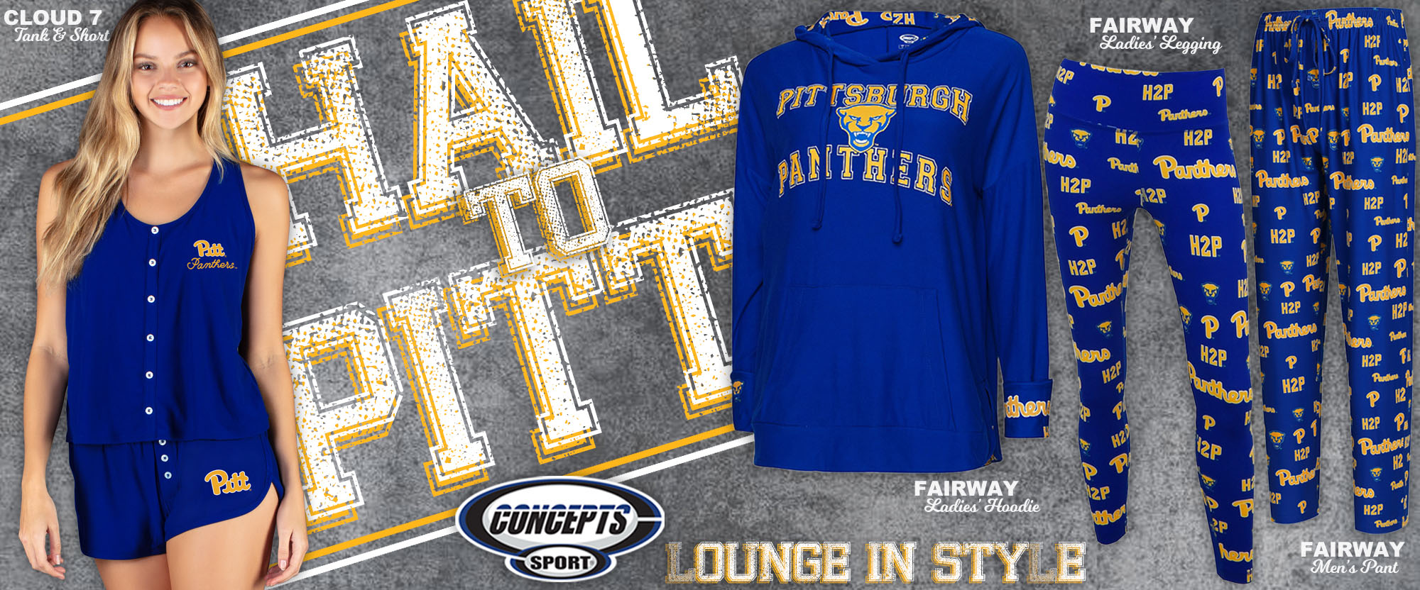 lounge in Pitt style