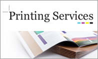 printing services -  Service center