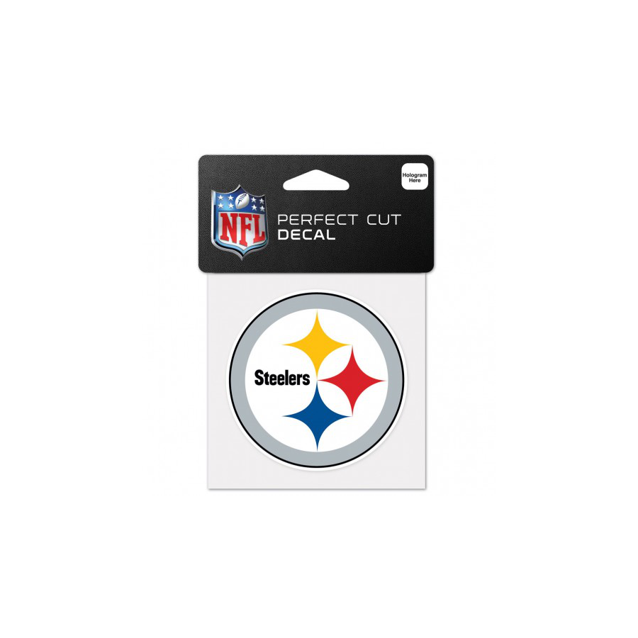 Pittsburgh Steelers Colored Decal