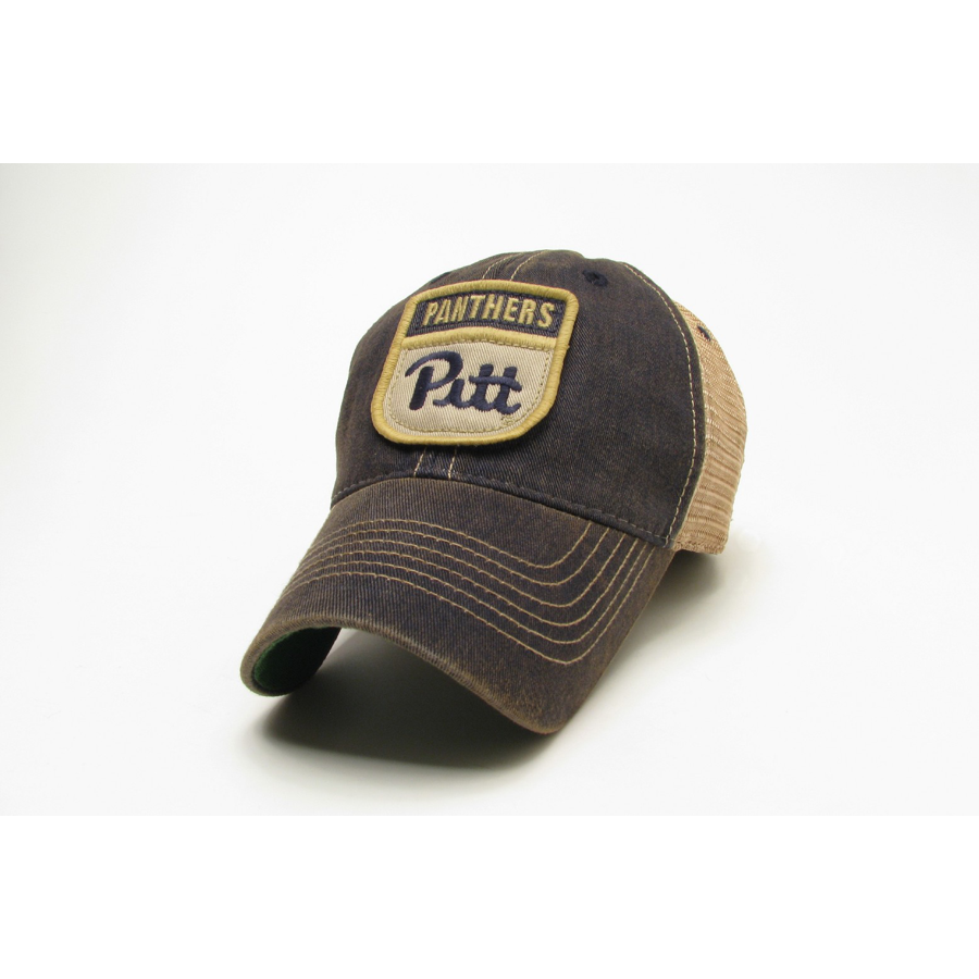 Legacy Adult's Pitt Panthers Old Favorite™ Trucker Hat