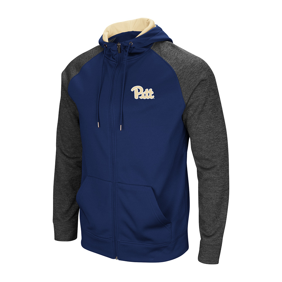 Colosseum Men's Pitt Magic Hood Sweatshirt