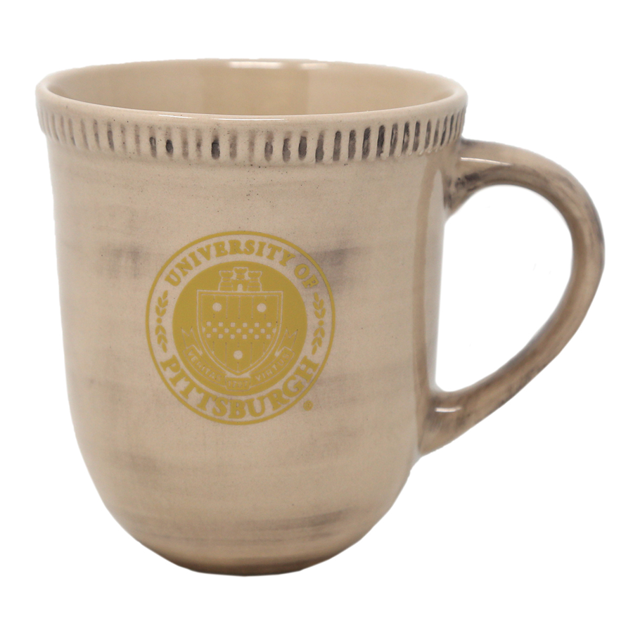 Spirit Products Abbey Mug with Seal