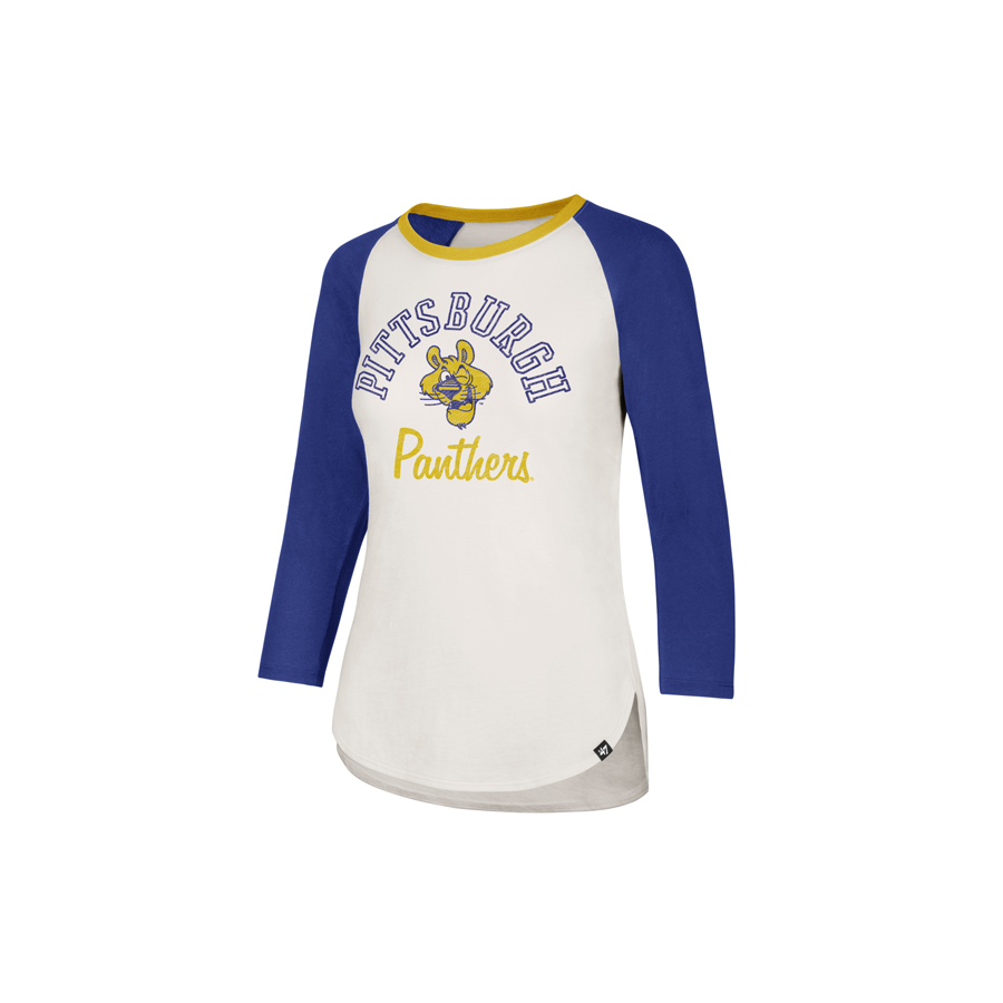 47Brand Women's Retro Raglan T-Shirt
