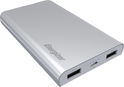 Energizer Silkpower Power Bank 8000Mah - Silver