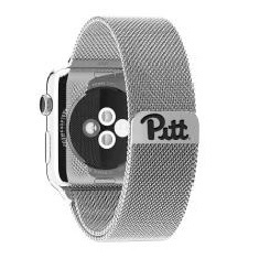 Apple Watch Band - Pitt Script Stainless Steel Band 42mm