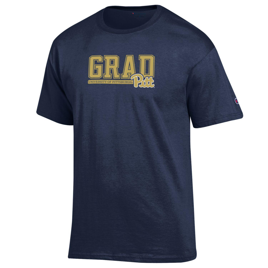 Champion University of Pittsburgh Grad T-shirt