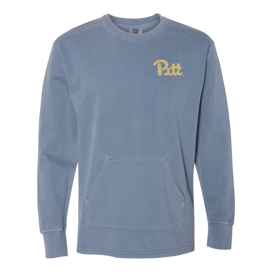 Summit Sportswear Men's Pitt Long Sleeve Sweatshirt