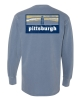 Summit Sportswear Men's Pitt Long Sleeve Sweatshirt thumbnail