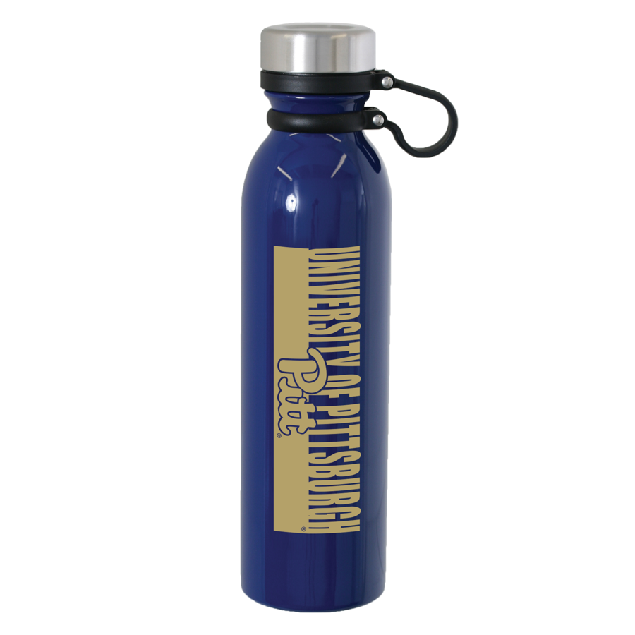 H2Go – Concord – 25oz – Sport Bottle – Navy and Gold