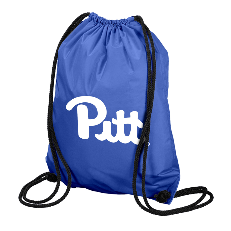 Image For Carolina Sewn Pitt Script Back Sack Roya