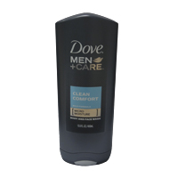 Cover Image For BODYWASH MEN'S DOVE CLEAN COMFORT