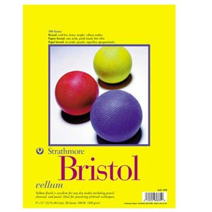 Image For Bristol Paper 22.5X28.5 2Ply Smooth