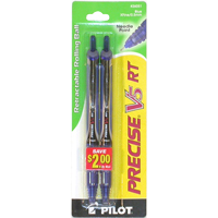 Image For PEN V5 BLUE 2PK XFINE