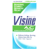 Image For VISINE ALLERGY RELIEF