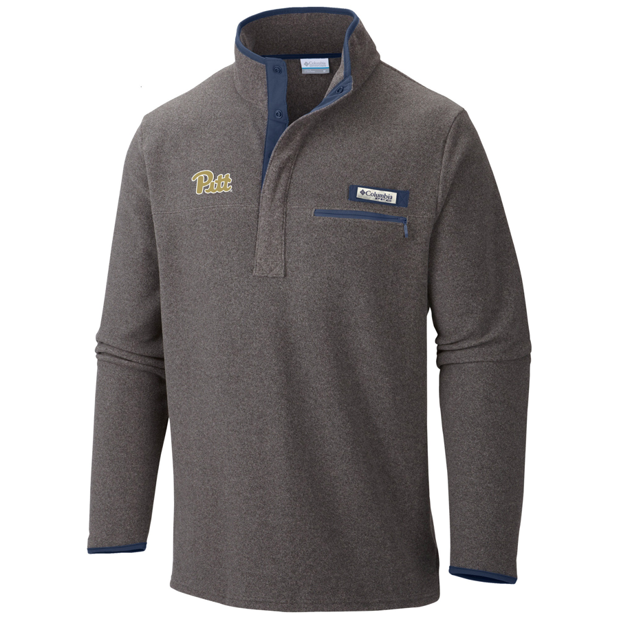 Image For Columbia Men's Harborside Fleece Pullover