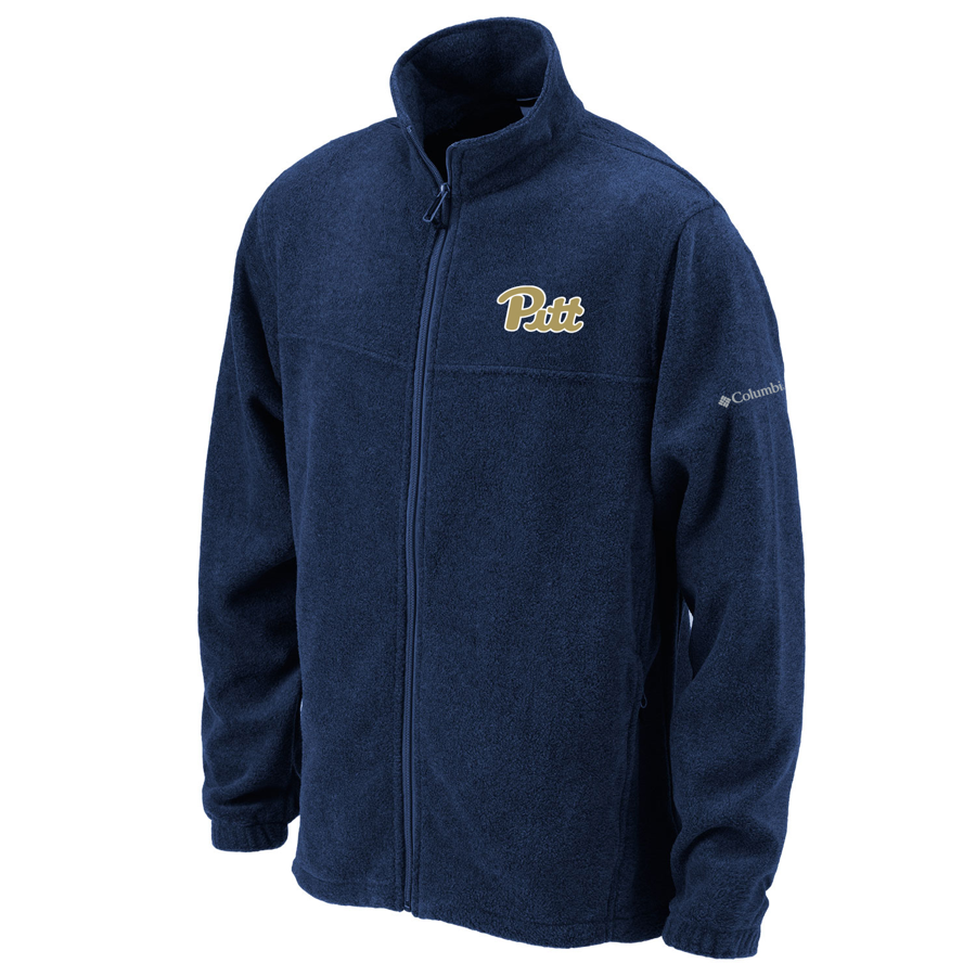 Image For Columbia Men's Flanker Full Zip Fleece Jacket