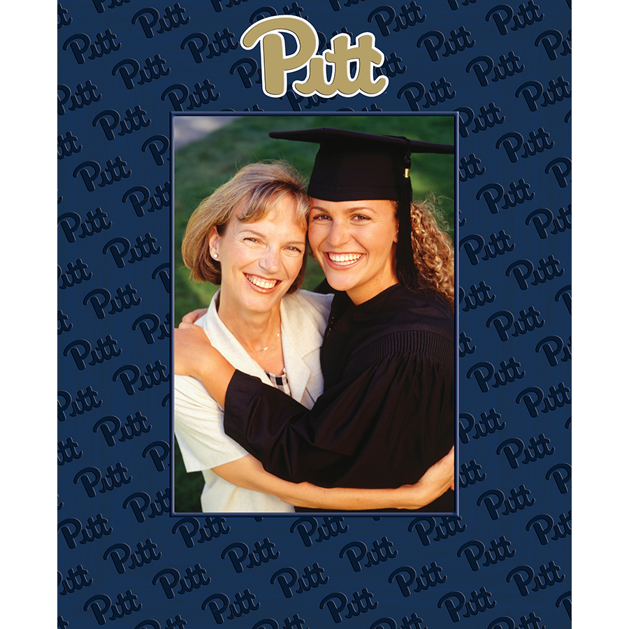 Image For Spectrum Pitt Script Photo Frame Vertical