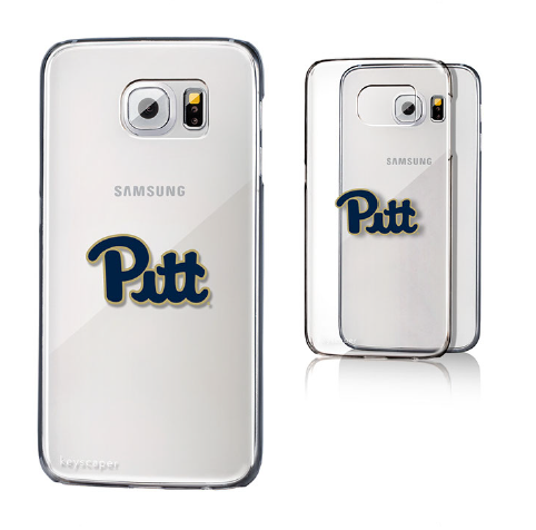 Image For GALAXY S6 SLIM SERIES CLEAR PITT SCRIPT CASE