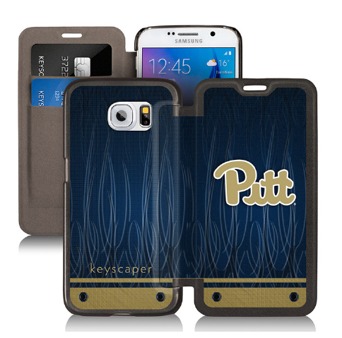 Image For GALAXY S6 WALLET SERIES PITT SCRIPT CASE