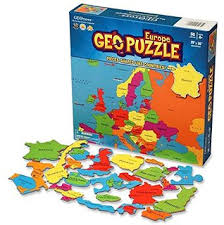 Image For GEOPUZZLE EUROPE