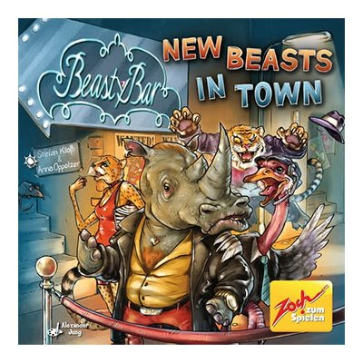 Image For BEASTY BAR: NEW BEASTS IN TOWN