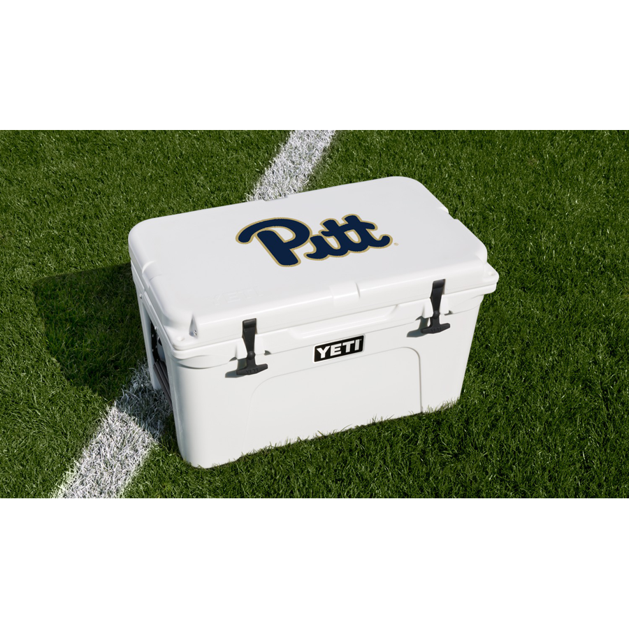 Image For YETI Pitt Panthers Tundra 45 Cooler