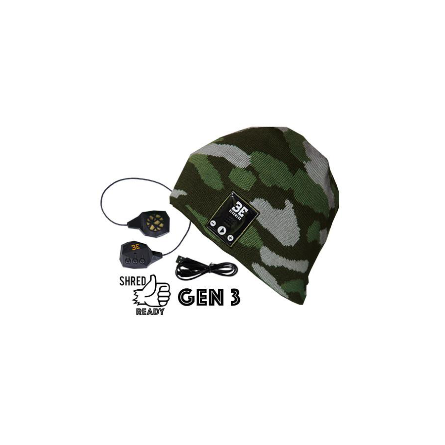 Image For Be Headwear JustRight - Camo
