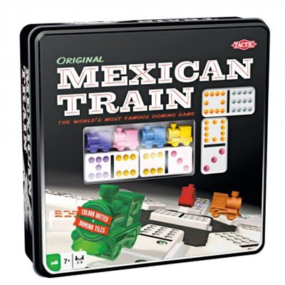 Image For MEXICAN TRAIN (TIN BOX)