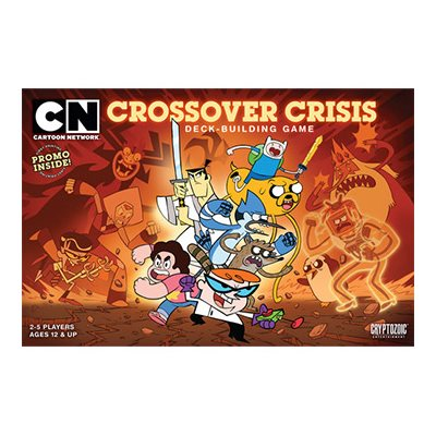 Image For CARTOON NETWORK CROSSOVER CRISIS