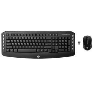 Image For HP Wireless Keyboard and Mouse Combo