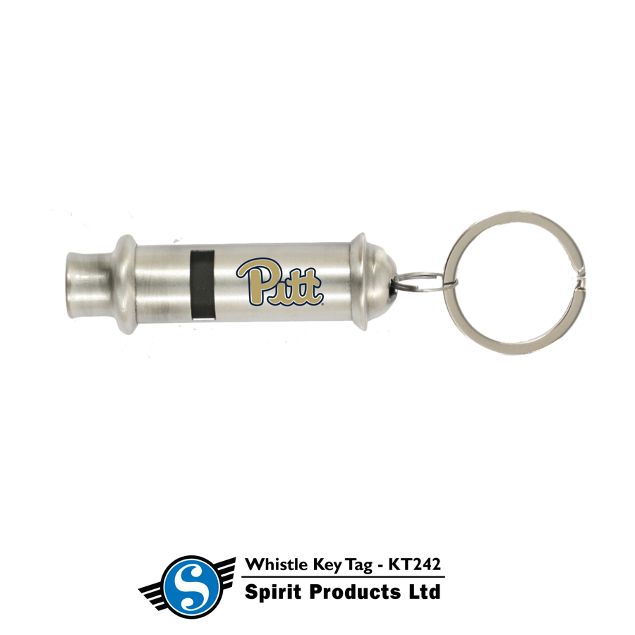Image For Spirit Products Whistle Key Tag