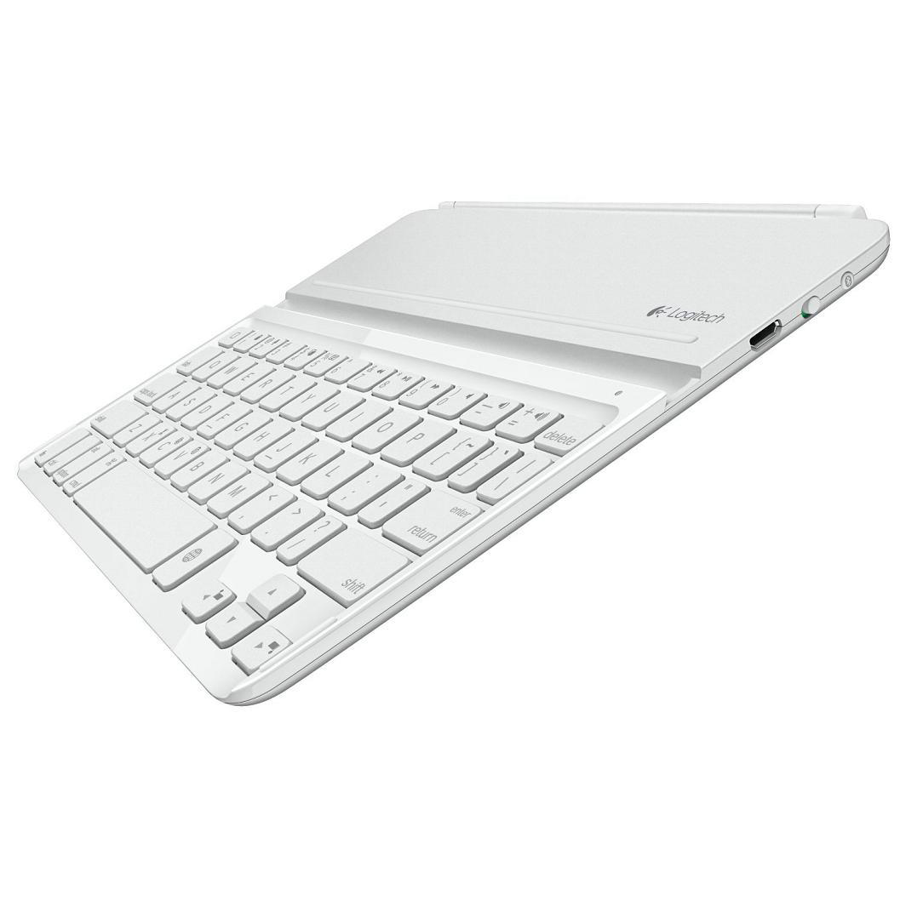 Cover Image For Logitech Ultrathin Keyboard - iPad Air - White