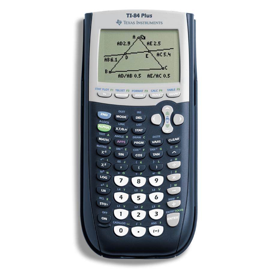 Image For Calculator - TI-84 Plus