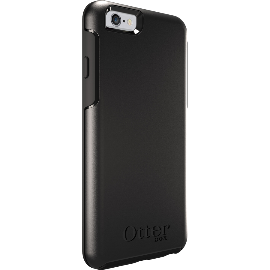 Image For Otterbox Symmetry Case for iPhone 6 6s - Black Crystal