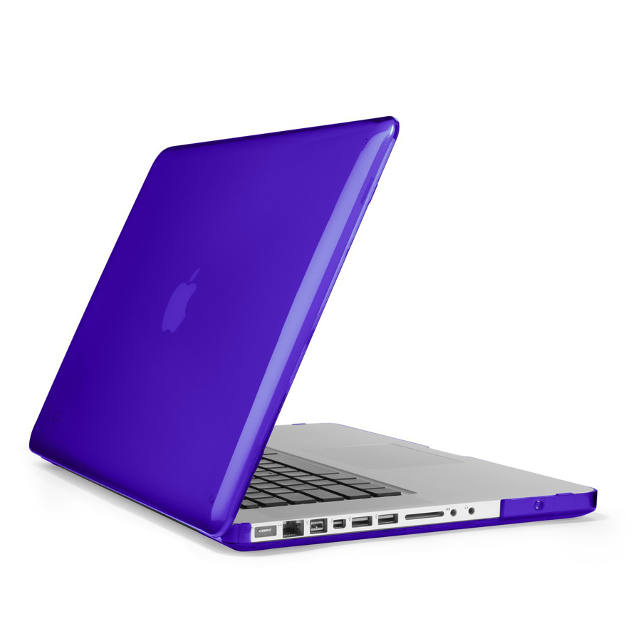Image For Speck Hardshell Cover 15in MacBook Pro w/ Retina - Purple