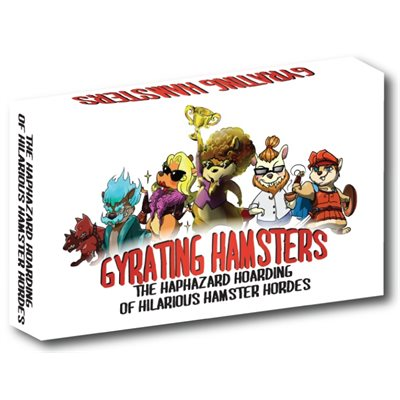 Image For GYRATING HAMSTERS