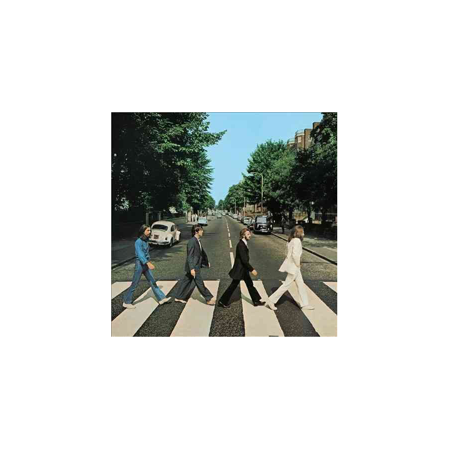 Image For BEATLES--ABBEY ROAD