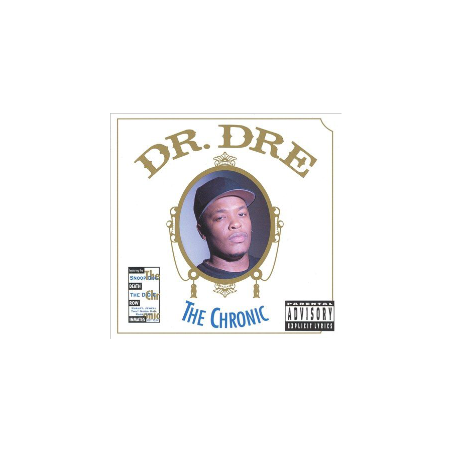 Image For DR. DRE--THE CHRONIC