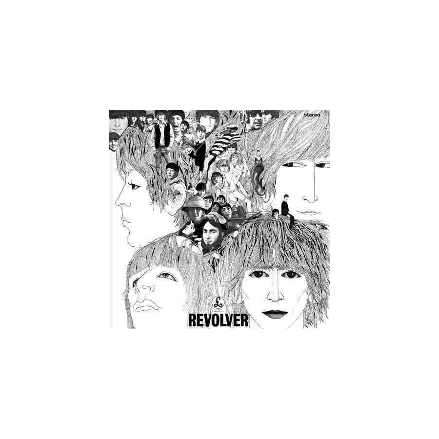 Image For BEATLES--REVOLVER