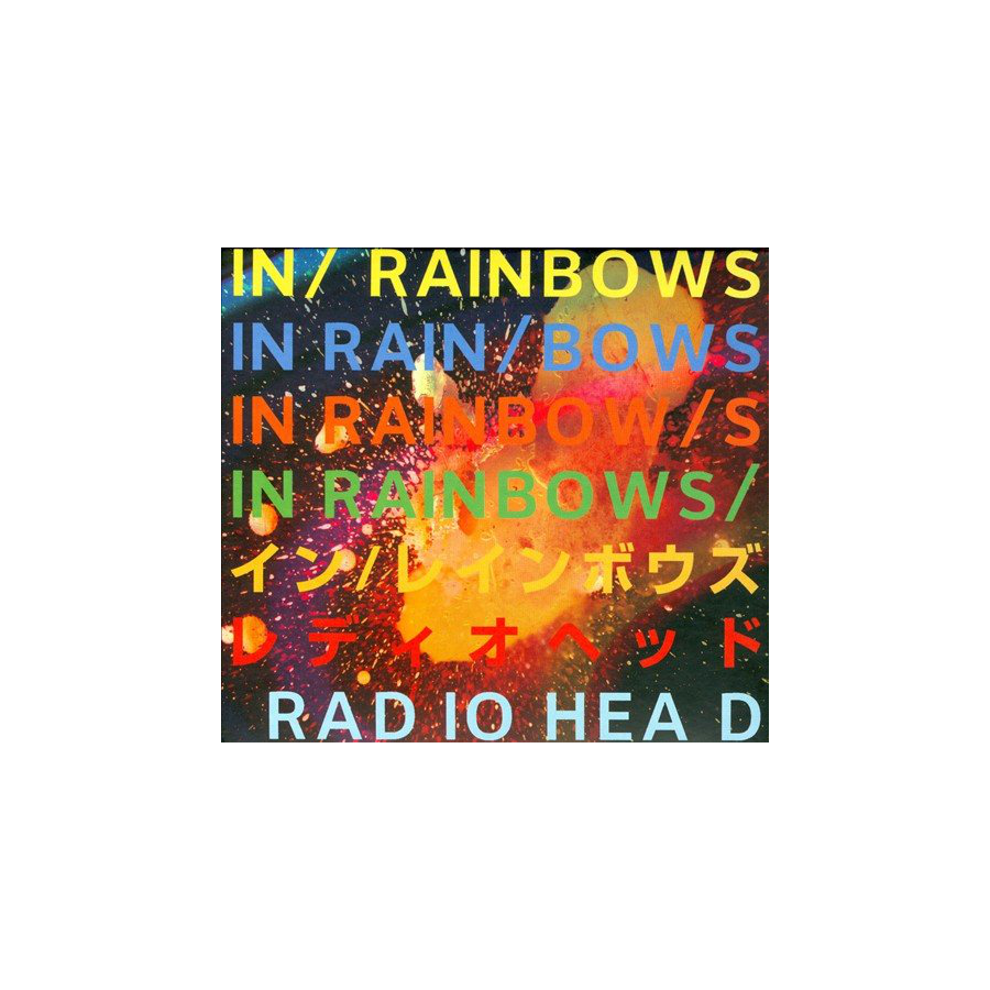Image For RADIOHEAD--IN RAINBOWS