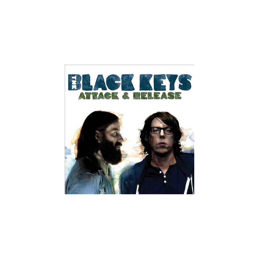 Image For BLACK KEYS--ATTACK AND RELEASE