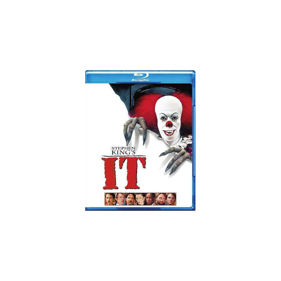 Image For IT - BLU RAY DVD