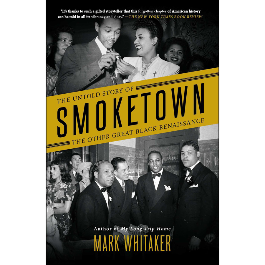 Image For WHITAKER--SMOKETOWN