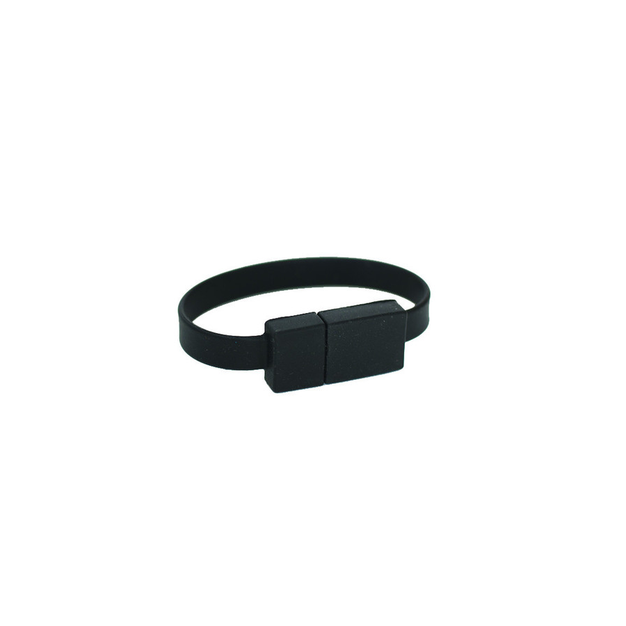 Image For OnHand USB Wristband 8GB - Black Belt