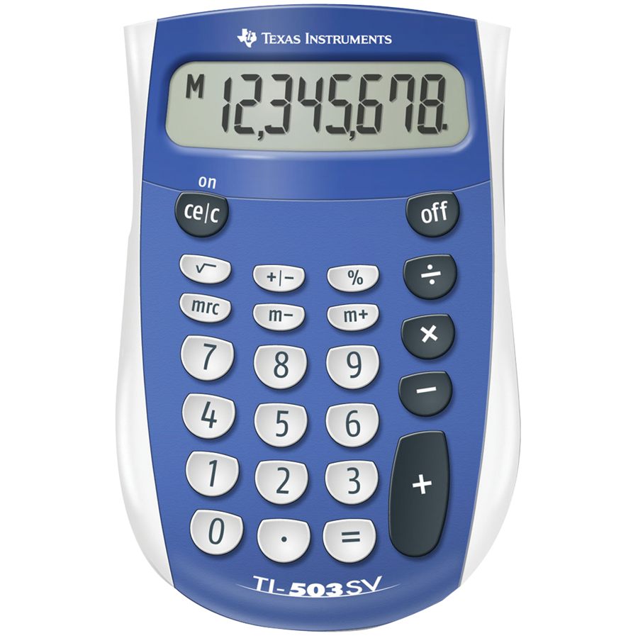 Image For CALCULATOR TI503 BASIC
