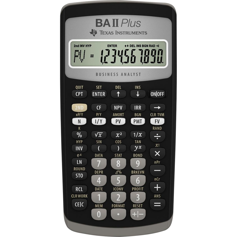 Image For CALCULATOR TIBAIIPLUS