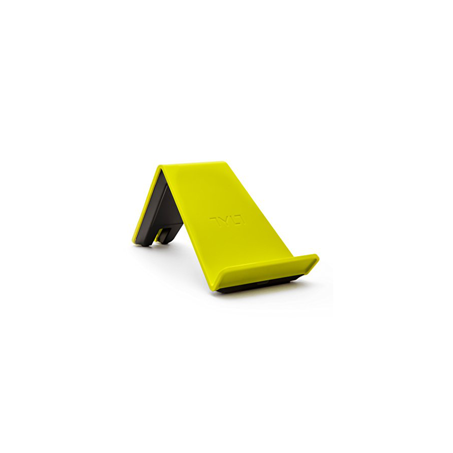 Image For Tylt Vu Wireless Charger - Chartreuse